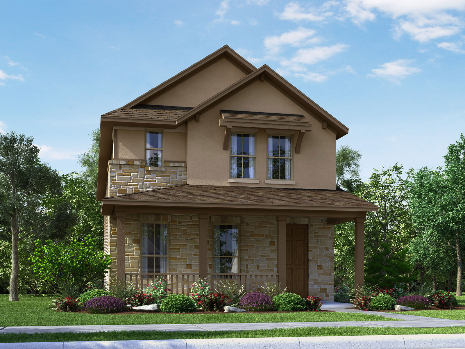 Images Of Homes new homes in round rock, tx – meritage homes