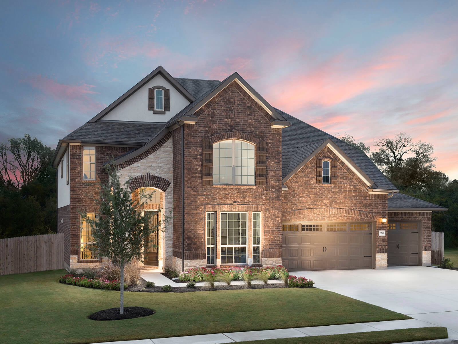 the andes (5542) model – 4br 4ba homes for sale in round rock, tx