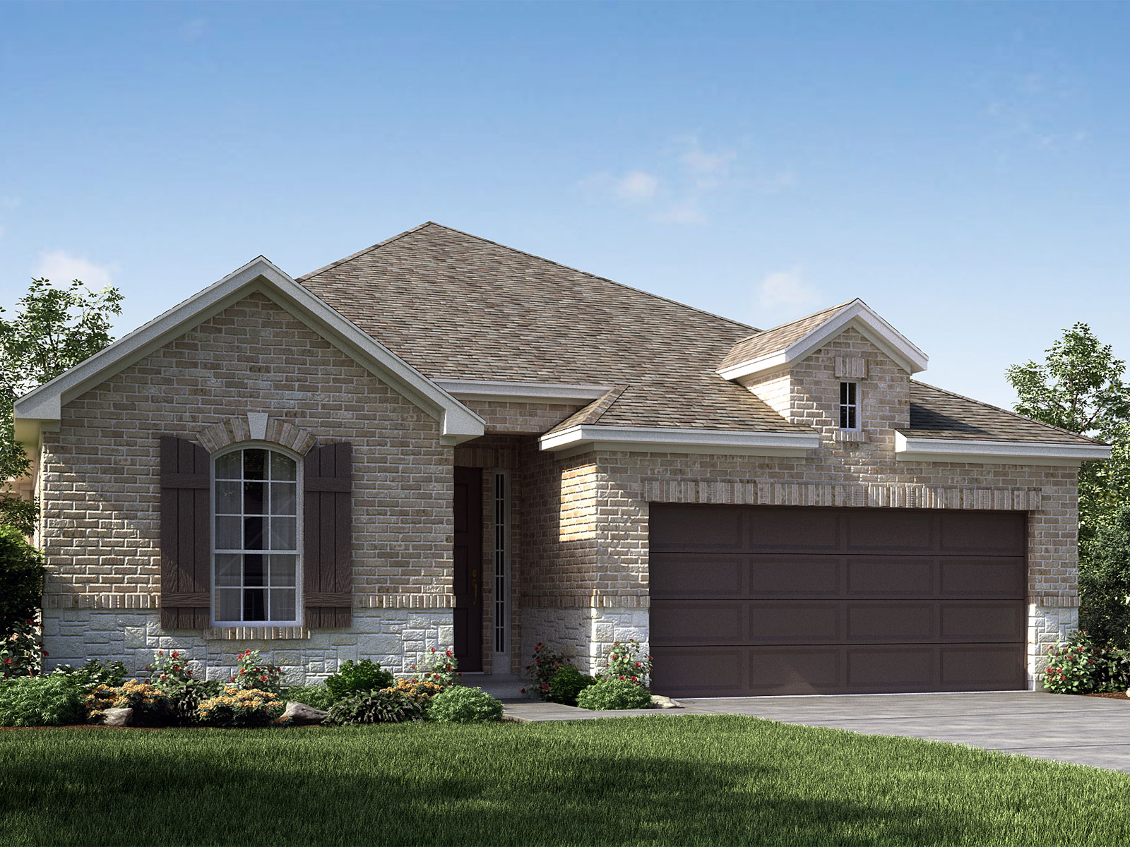 The Mulberry 4001 Model 3br 2ba Homes For Sale In