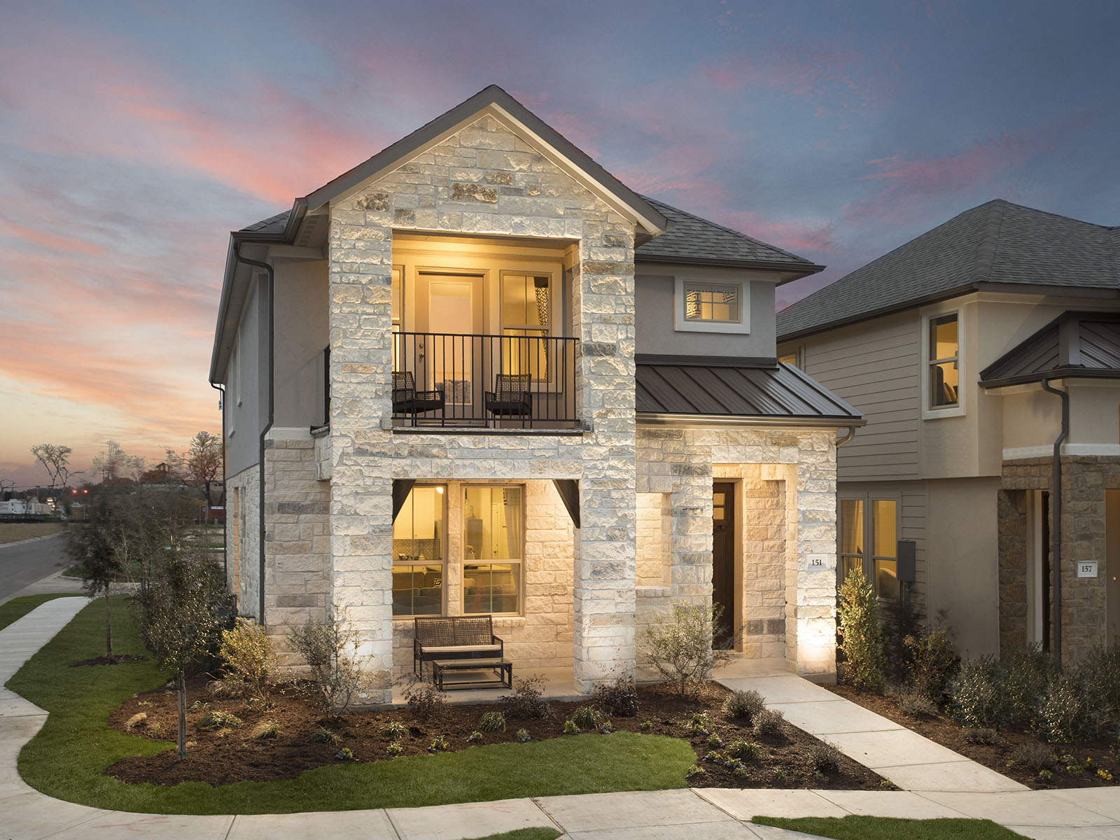 New Homes in Dripping Springs, TX – Meritage Homes