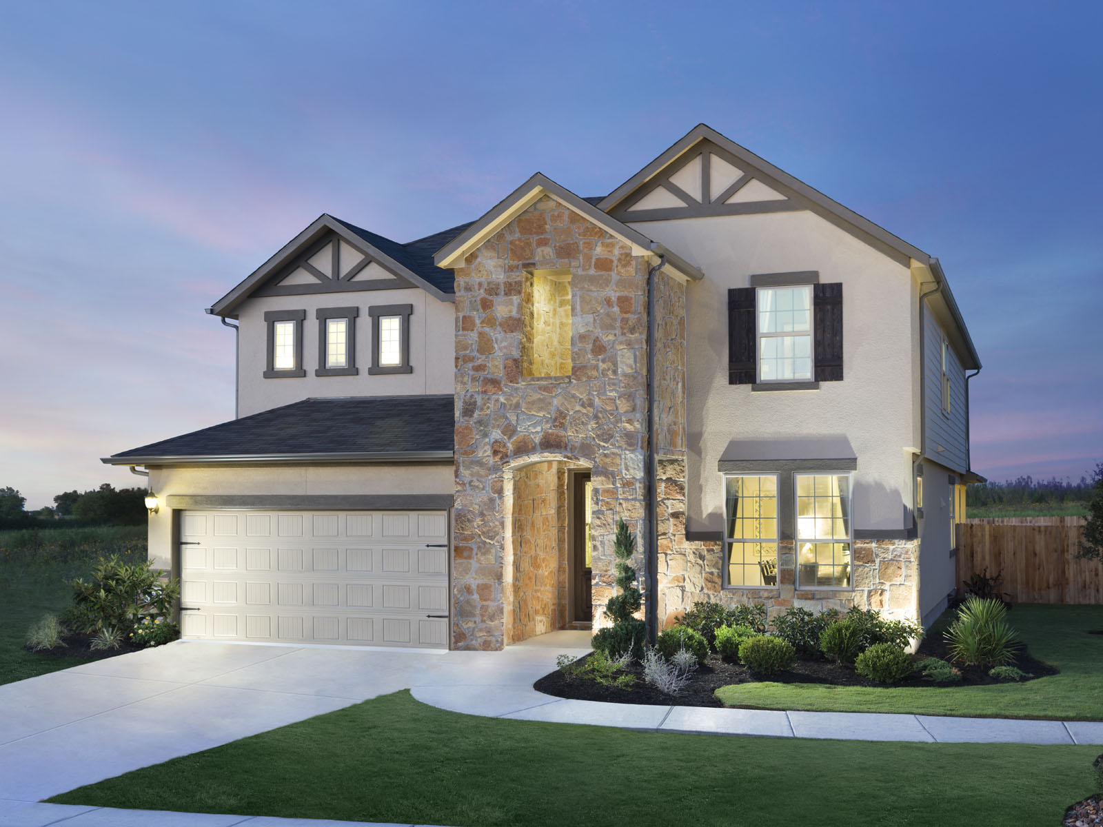 new homes in pflugerville, tx – meritage homes