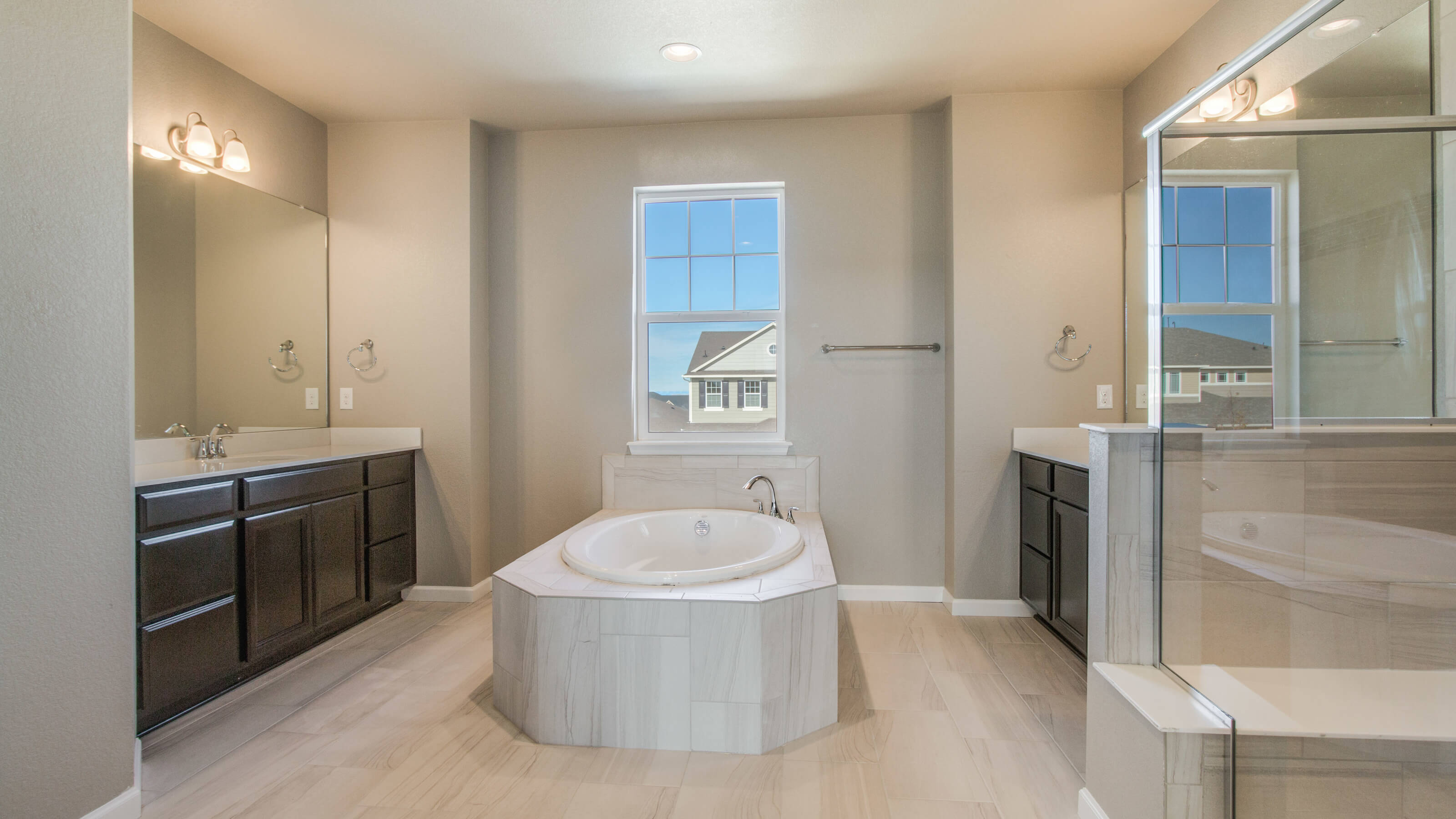 Bathroom fixtures denver co - This 5 Piece Master Bath Creates A Spa In Your Own Home