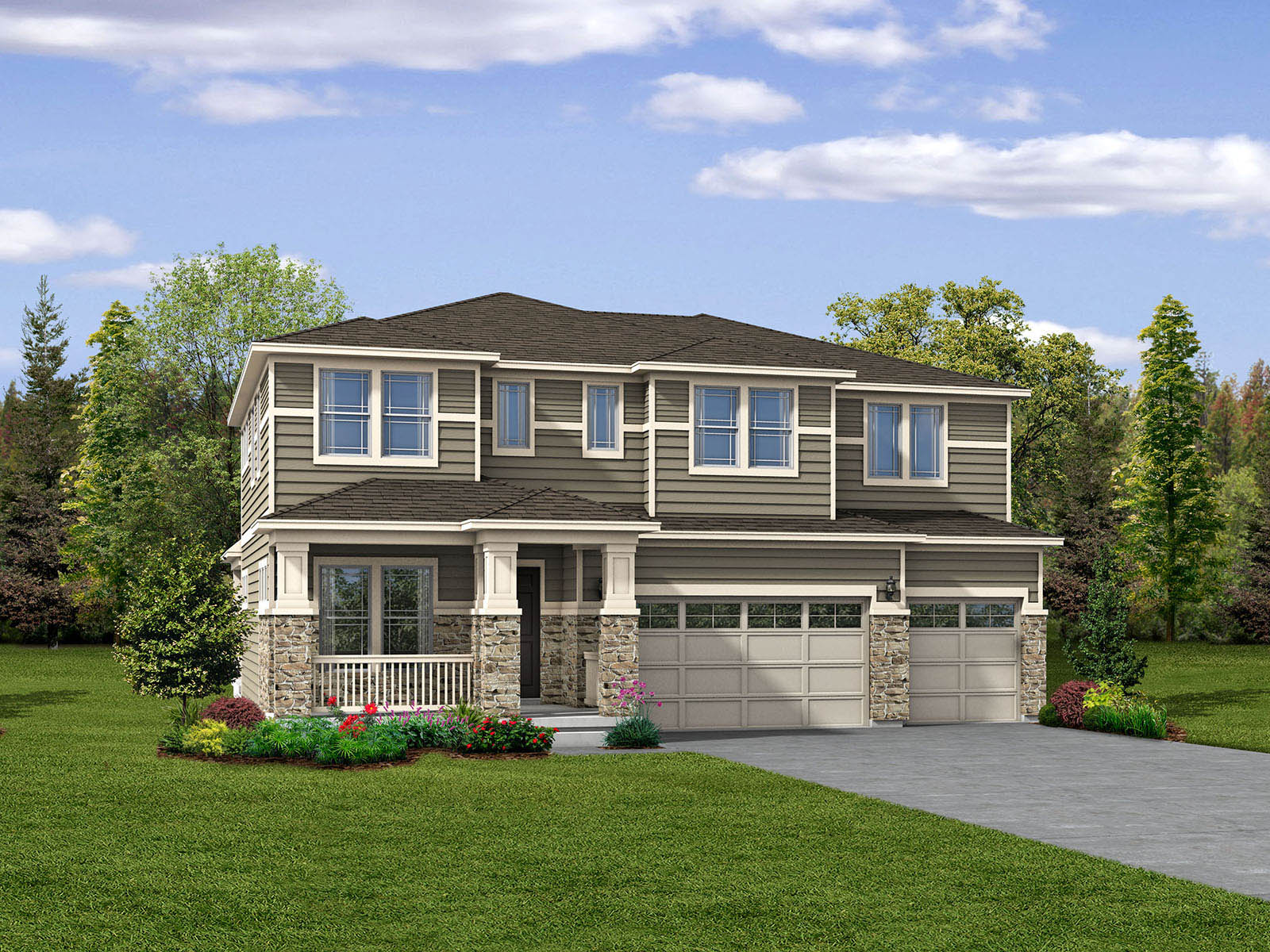 New Homes in Thornton CO Meritage Homes – Fort Lewis On Post Housing Floor Plans