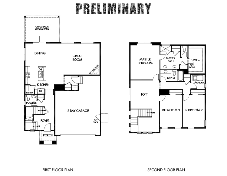 The Willow Model 3br 3ba Homes For Sale In Brighton Co