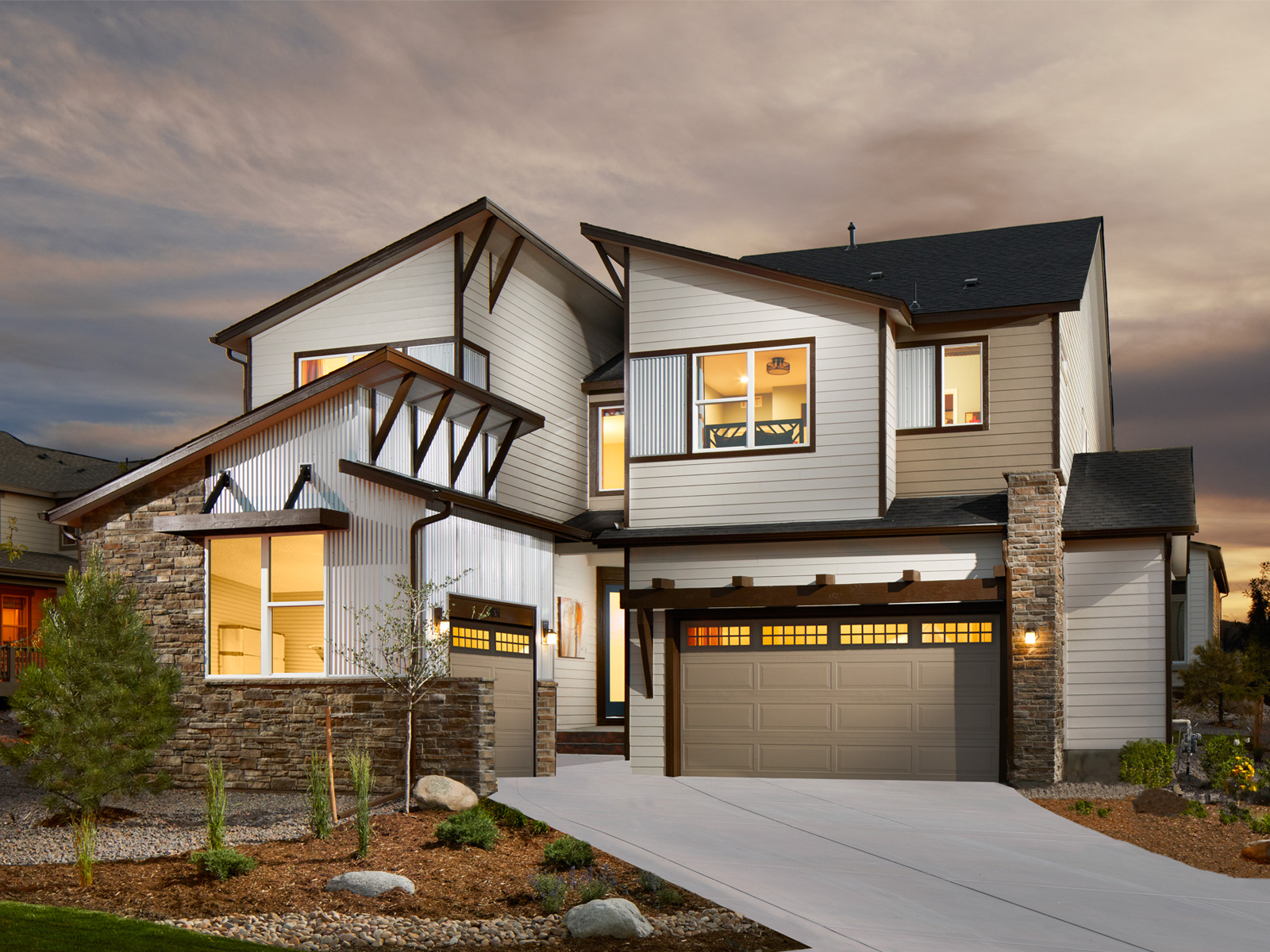 New homes in littleton co meritage homes 1 malvernweather Gallery