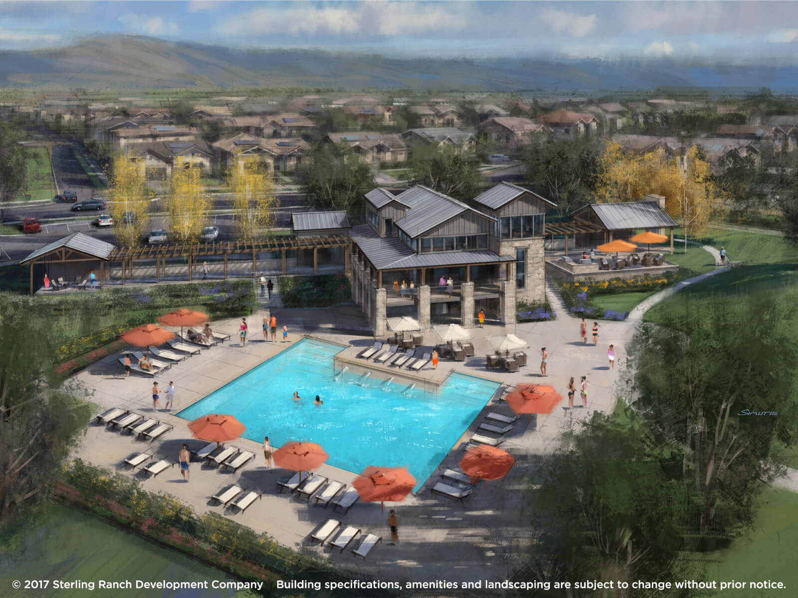 Sterling Ranch Colorado Map.New Home Communities In Denver Co Meritage Homes