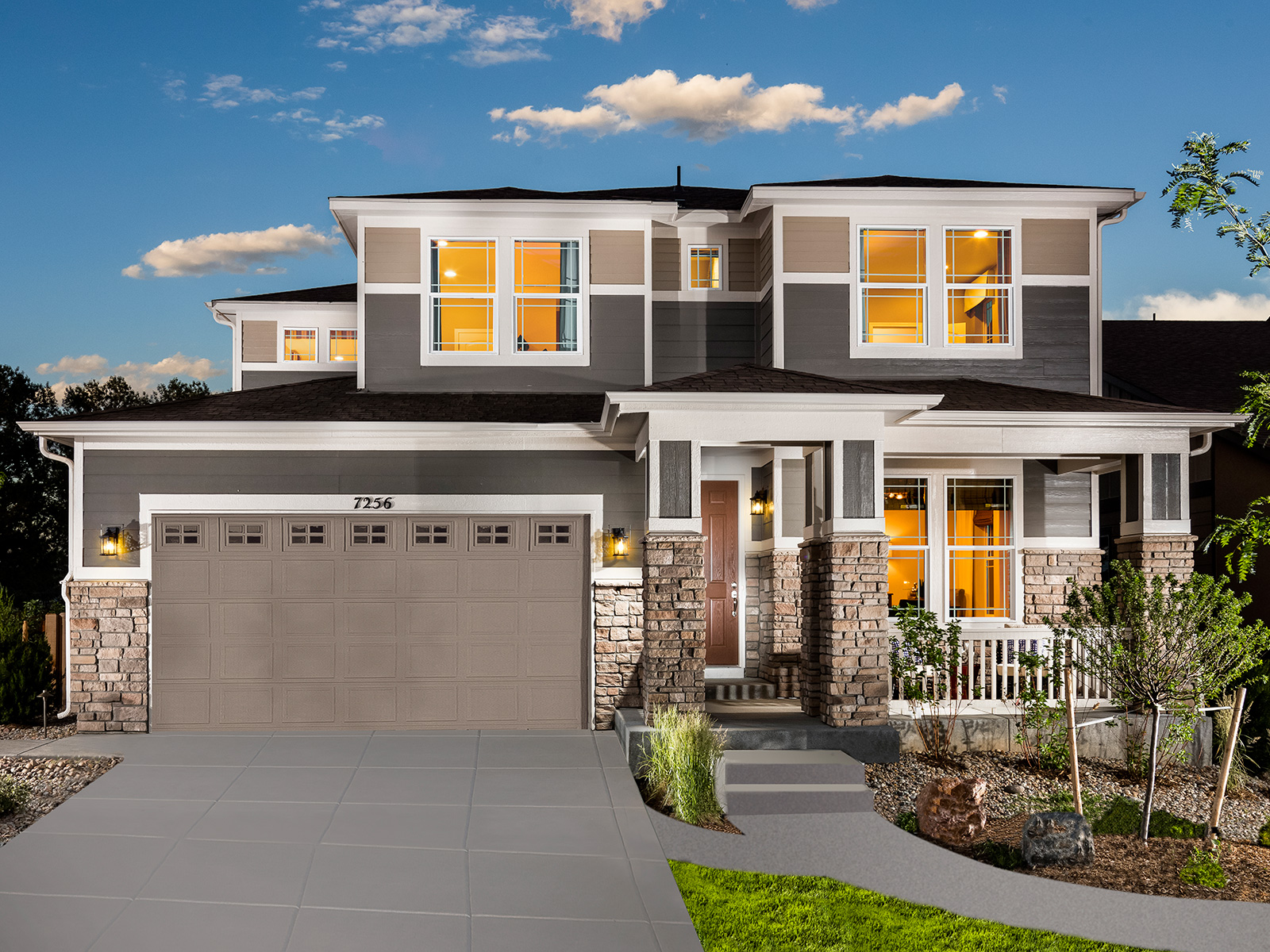 The Apex Is A Beautiful And Functional 2 772 Sq Ft