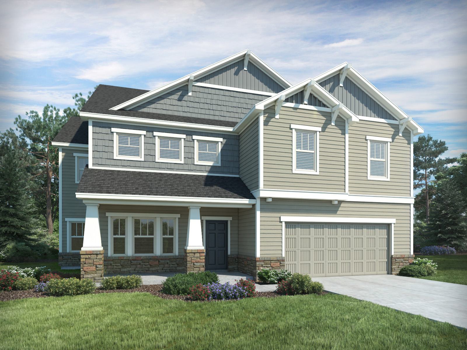 New Home Communities In Greenville Sc Meritage Homes