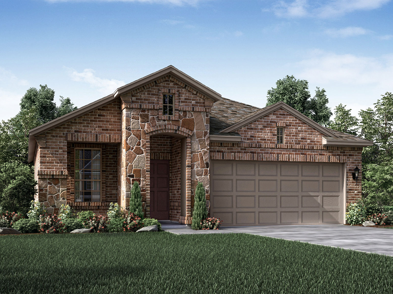 Riverstone Ranch Premier By Meritage Homes New Homes For