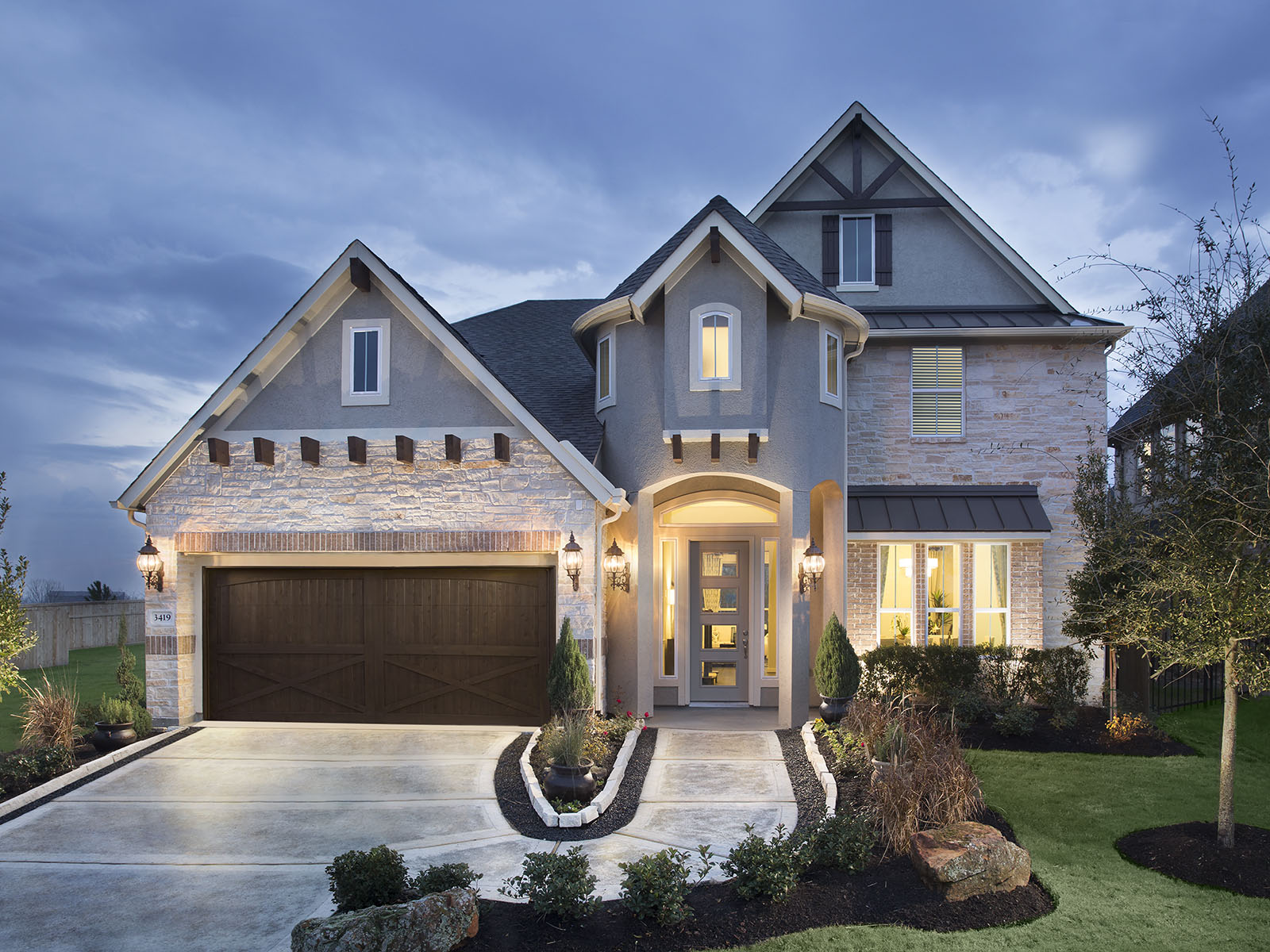 The Majestic Mont Blanc New Homes
