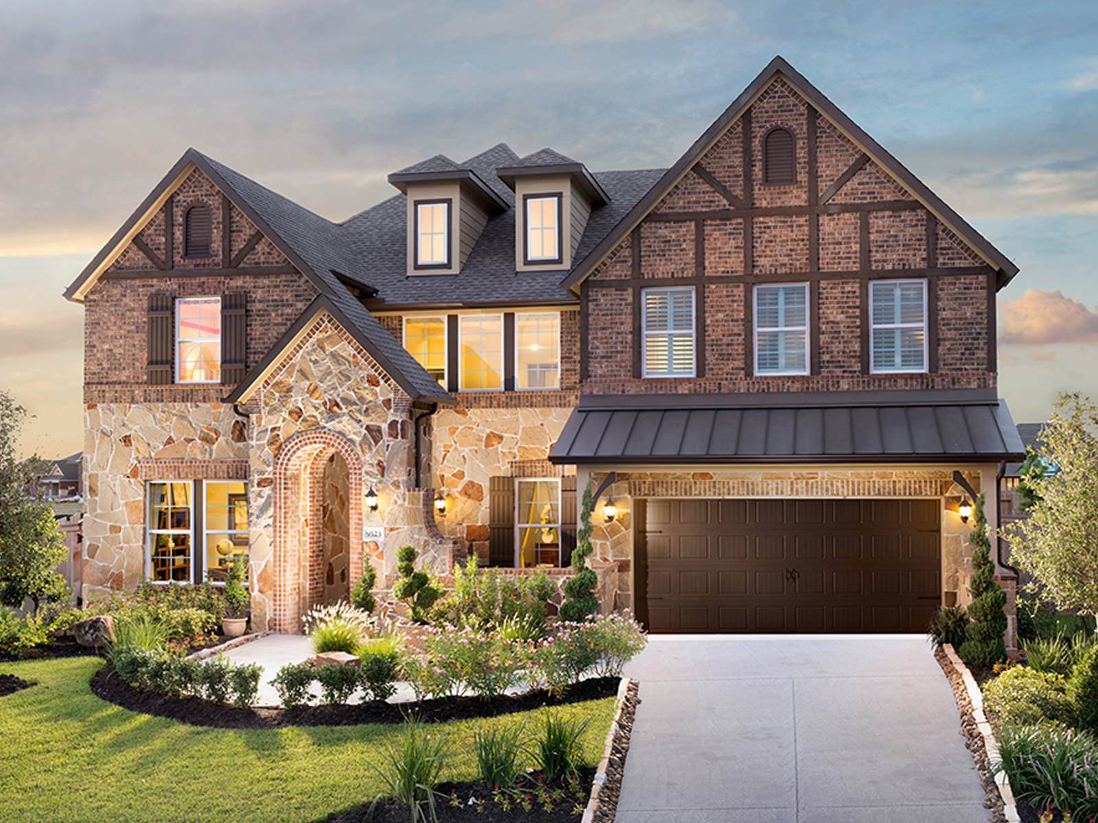 New homes in cypress tx meritage homes for Modern houses in houston