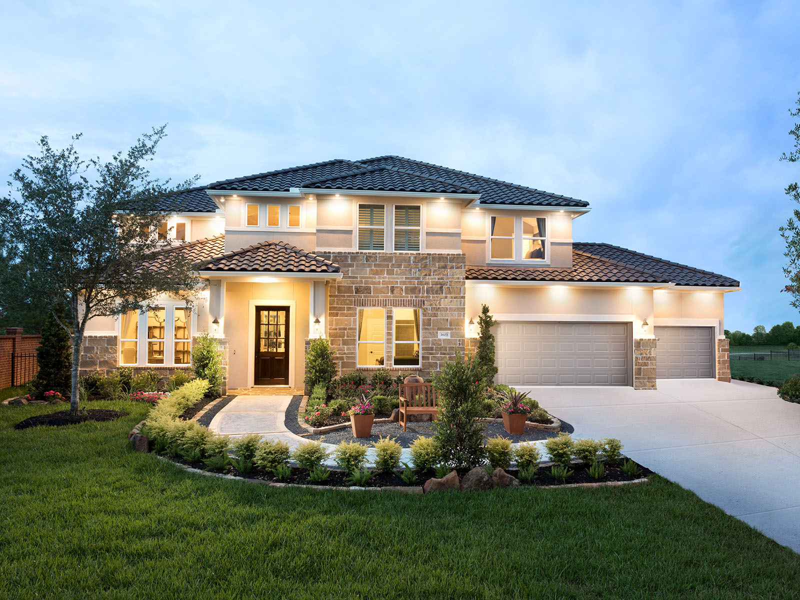 1414 114 New Homes in Katy