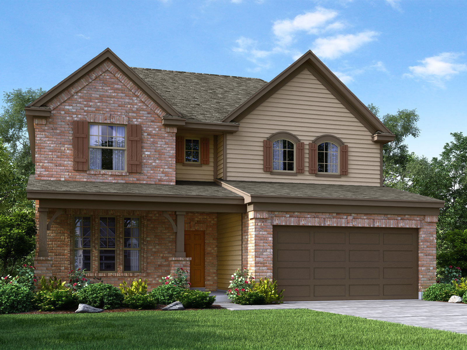 The Triton 4k91 Model 4br 3ba Homes For Sale In
