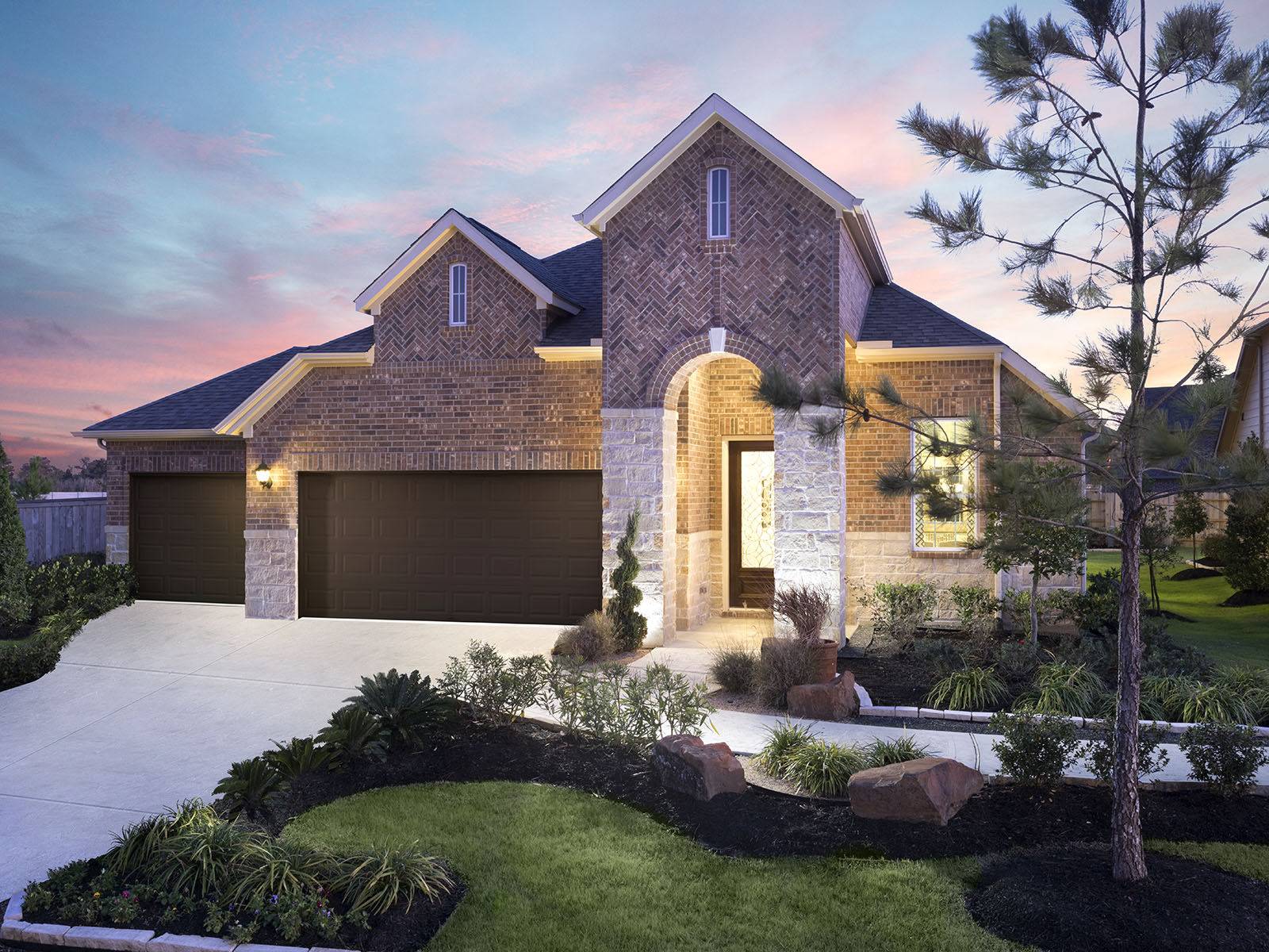 New Homes In Pearland Tx Meritage Homes