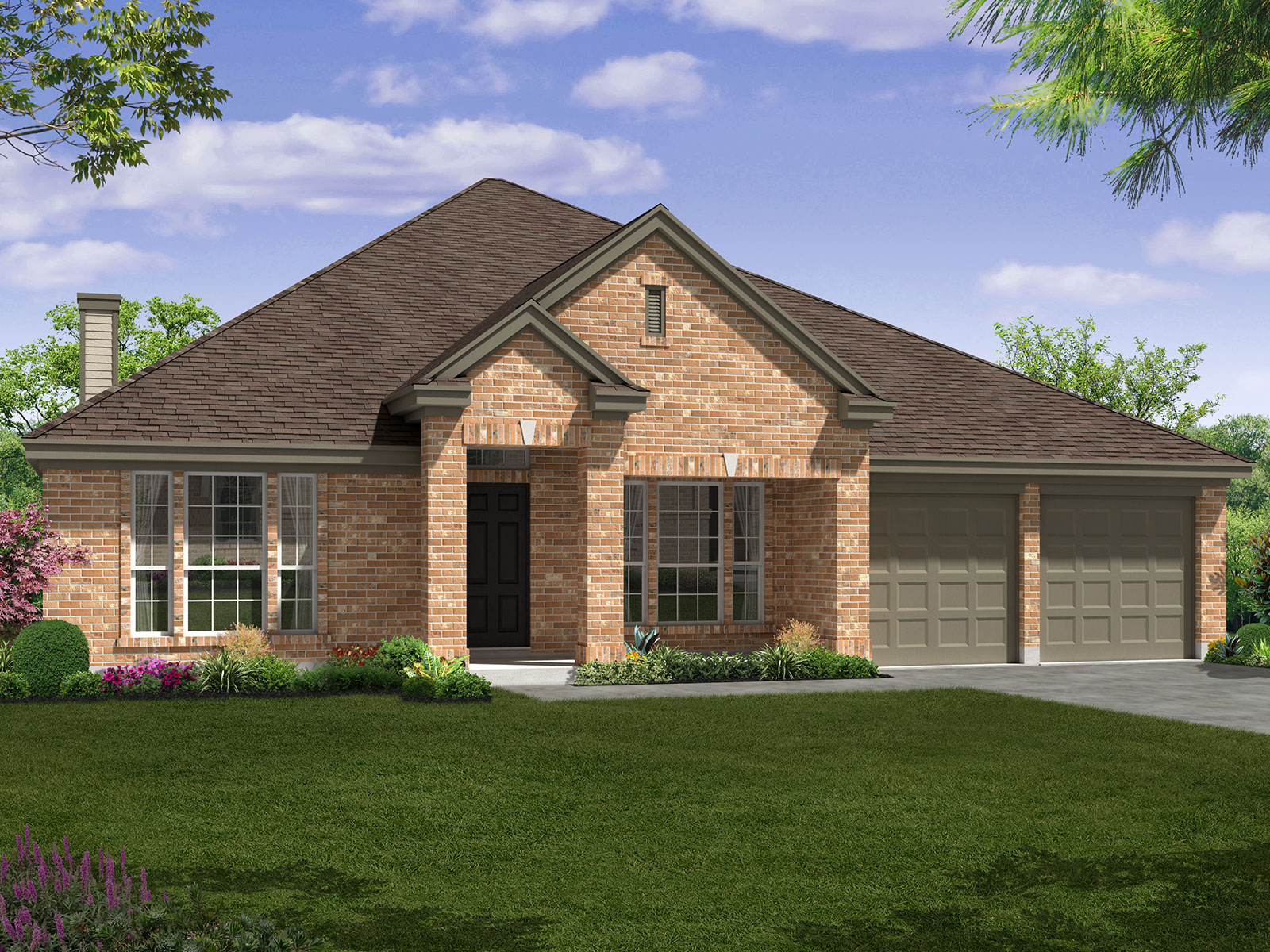 The Goliad 5882 Model 4br 2ba Homes For Sale In