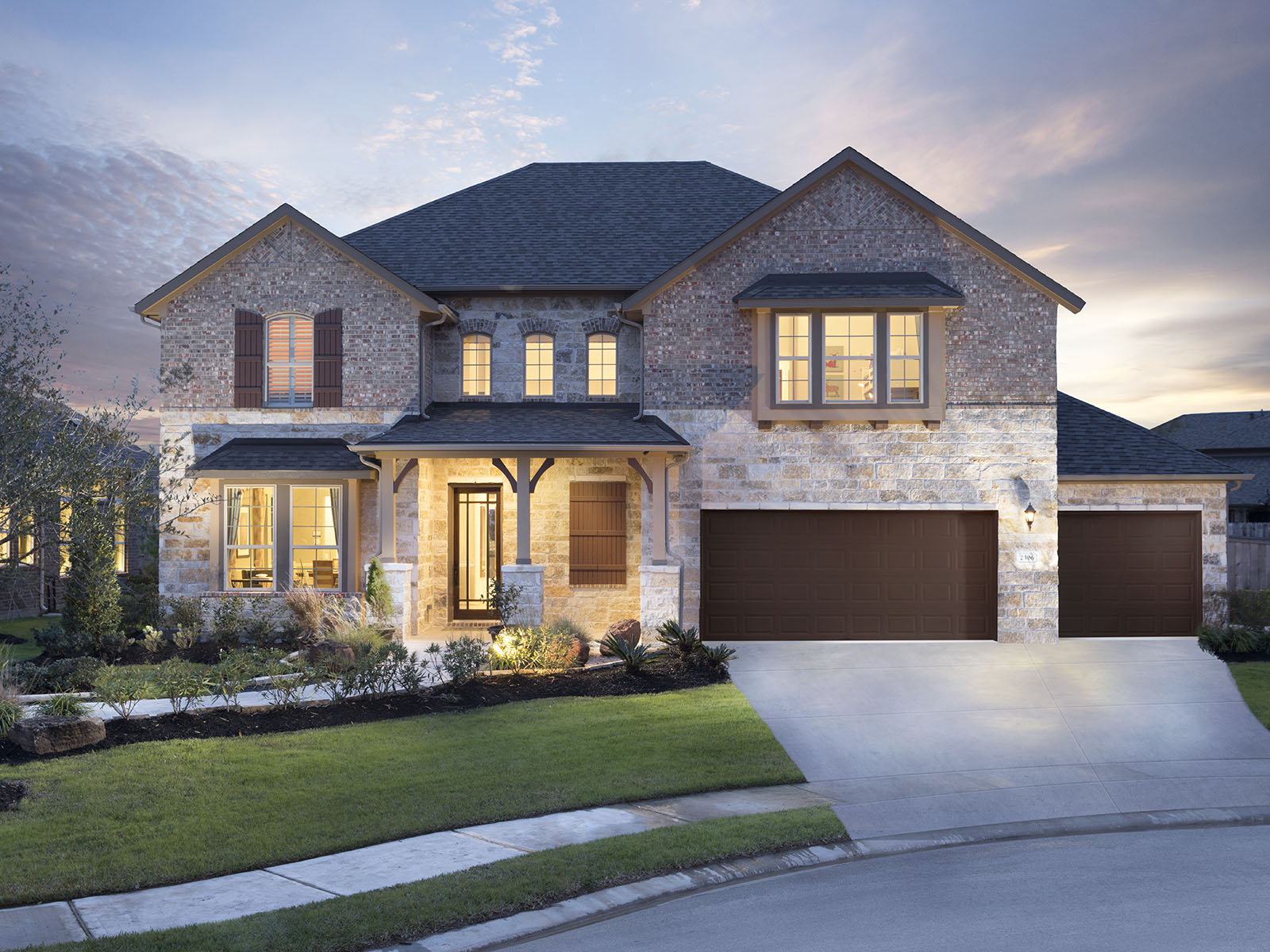 Riverstone Ranch - The Manor - Estate by Meritage Homes