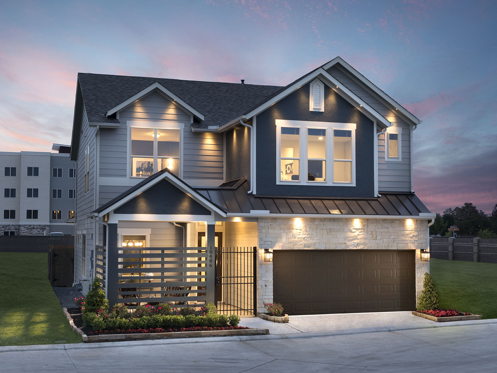 Amazing Shadowdale Terrace By Meritage Homes New Homes For Sale In Home Interior And Landscaping Ferensignezvosmurscom