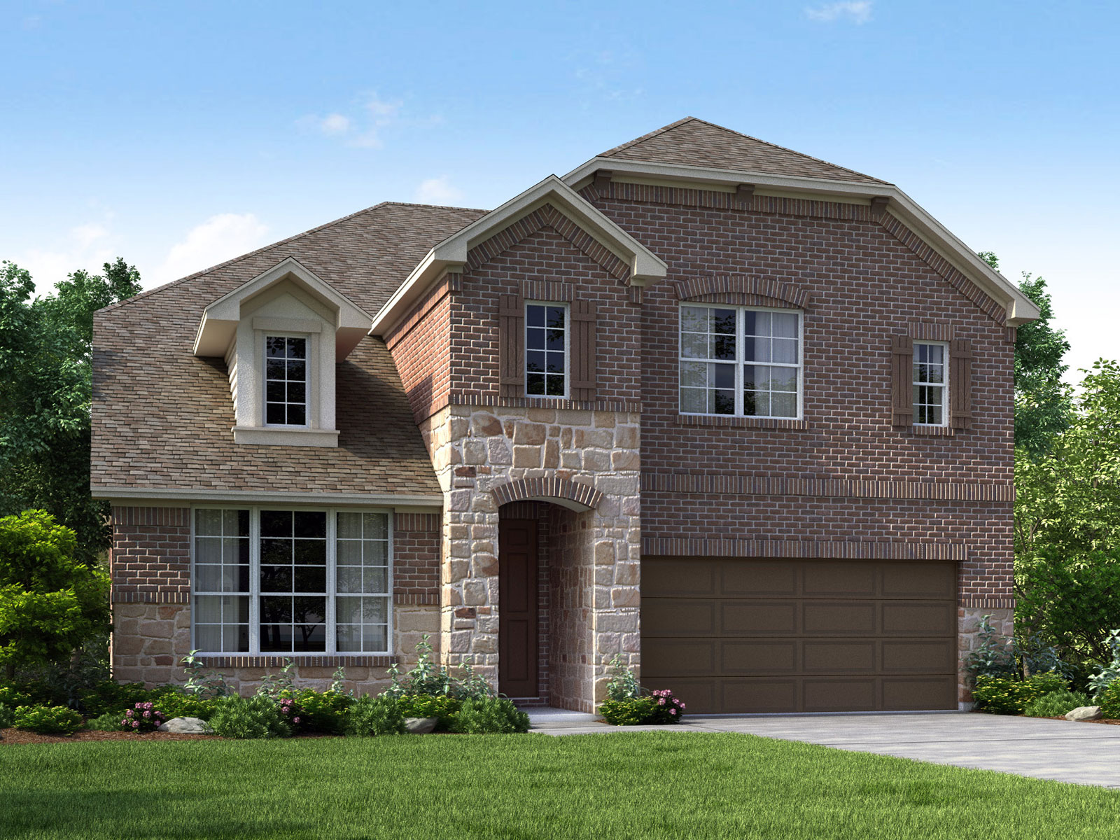 The Silver Maple 4010 Model 4br 3ba Homes For Sale In