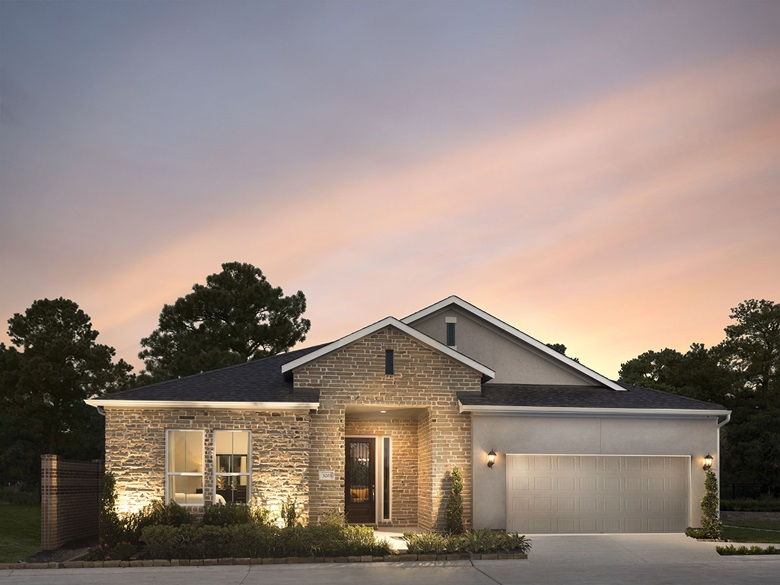 Spring Brook Village - Executive Home Collection