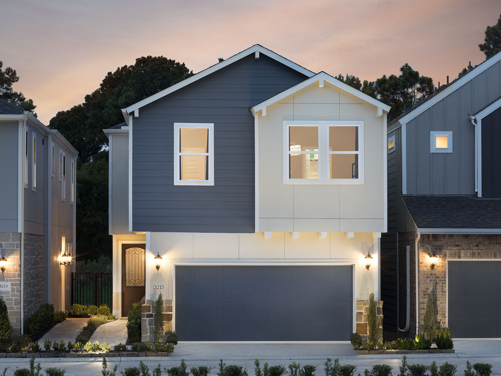 Spring Brook Village - Townhome Collection