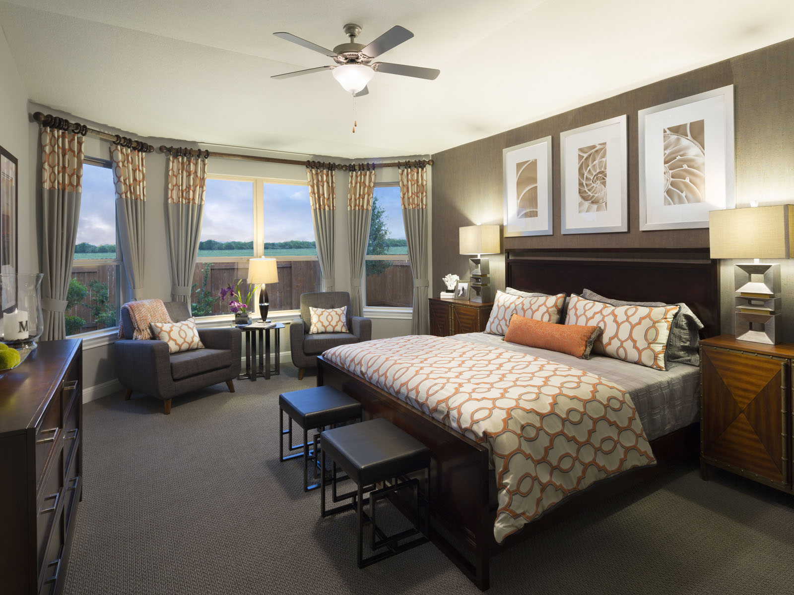 The Holly (4004) Model – 3BR 2BA Homes for Sale in Houston, TX ...
