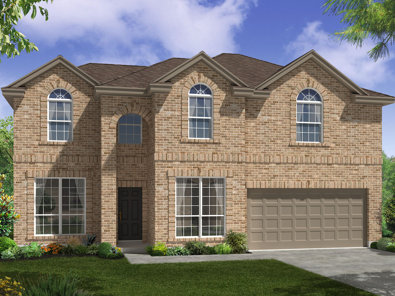The Windrose 5570 Model 4br 3ba Homes For Sale In
