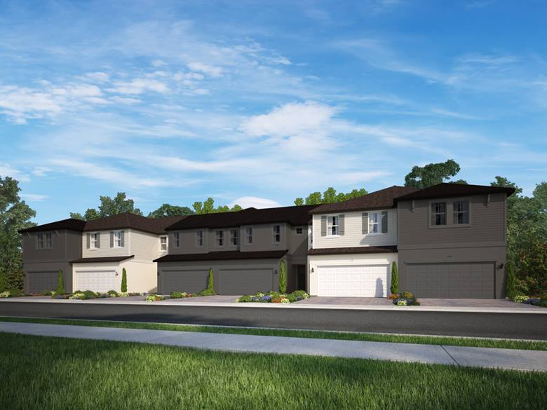 Meadow Woods town homes 6-plex