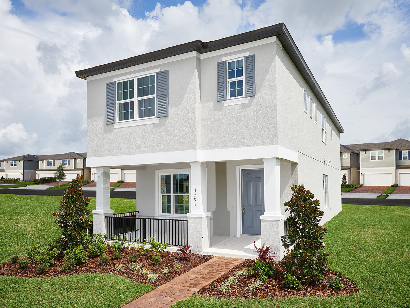 Arbors at Meadow Woods by Meritage Homes | New Homes for