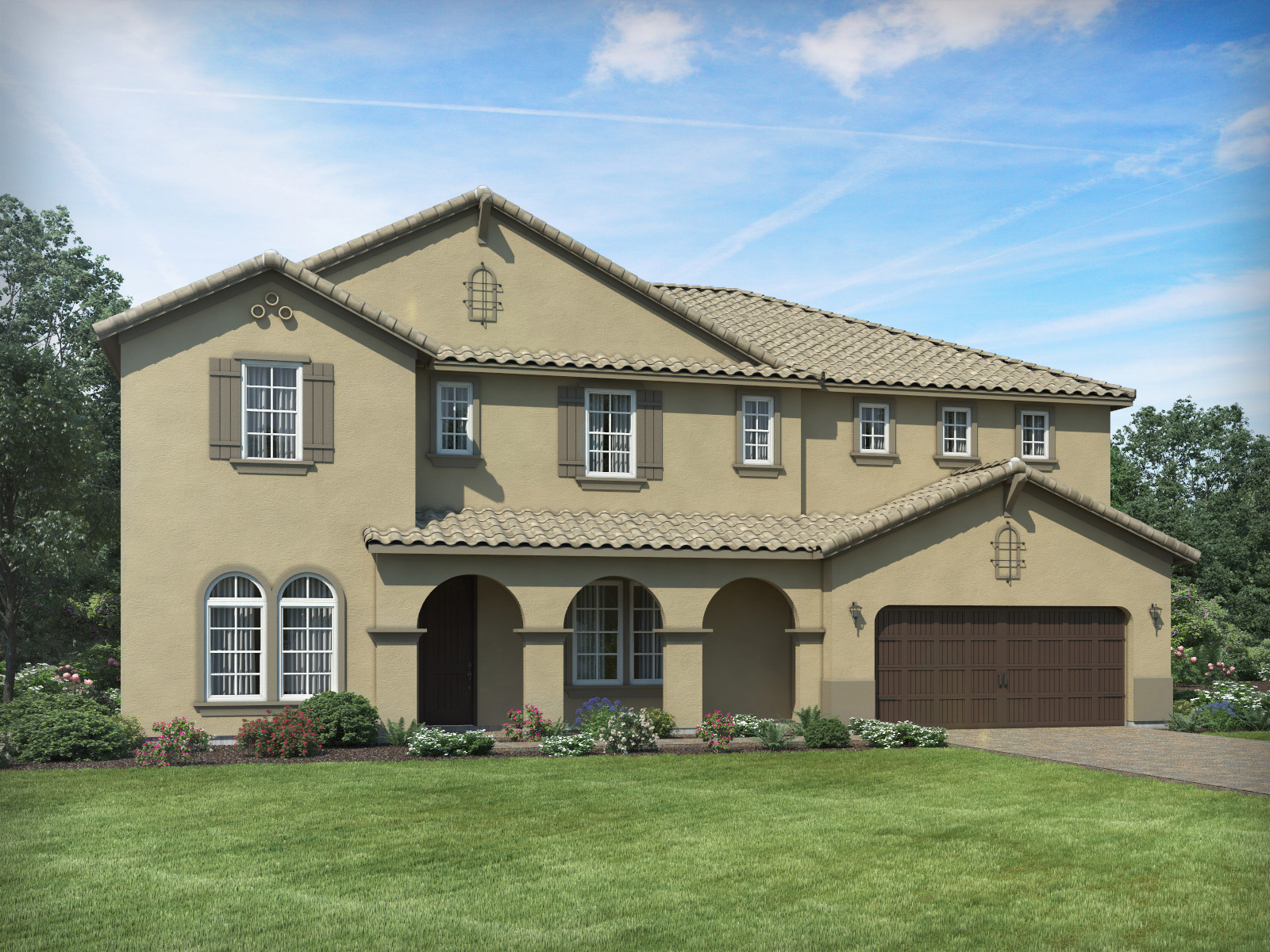 Estates at Parkside by Meritage Homes | New Homes for sale