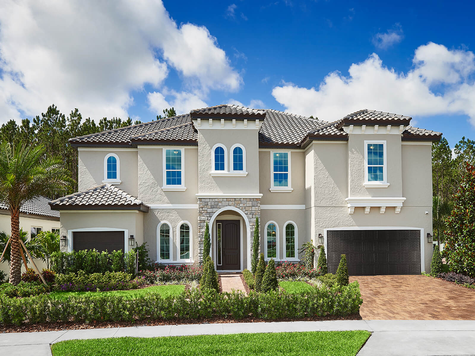 New Homes In Orlando Fl Meritage Homes
