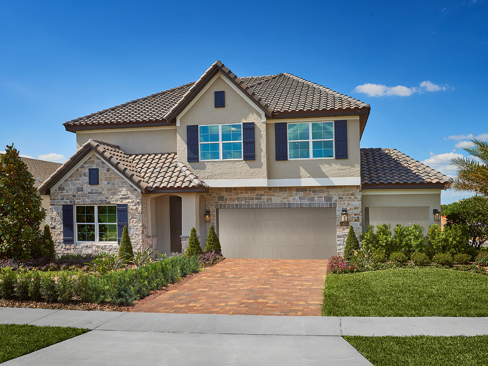 Oakland Trails By Meritage Homes New Homes For Sale In Oakland Fl