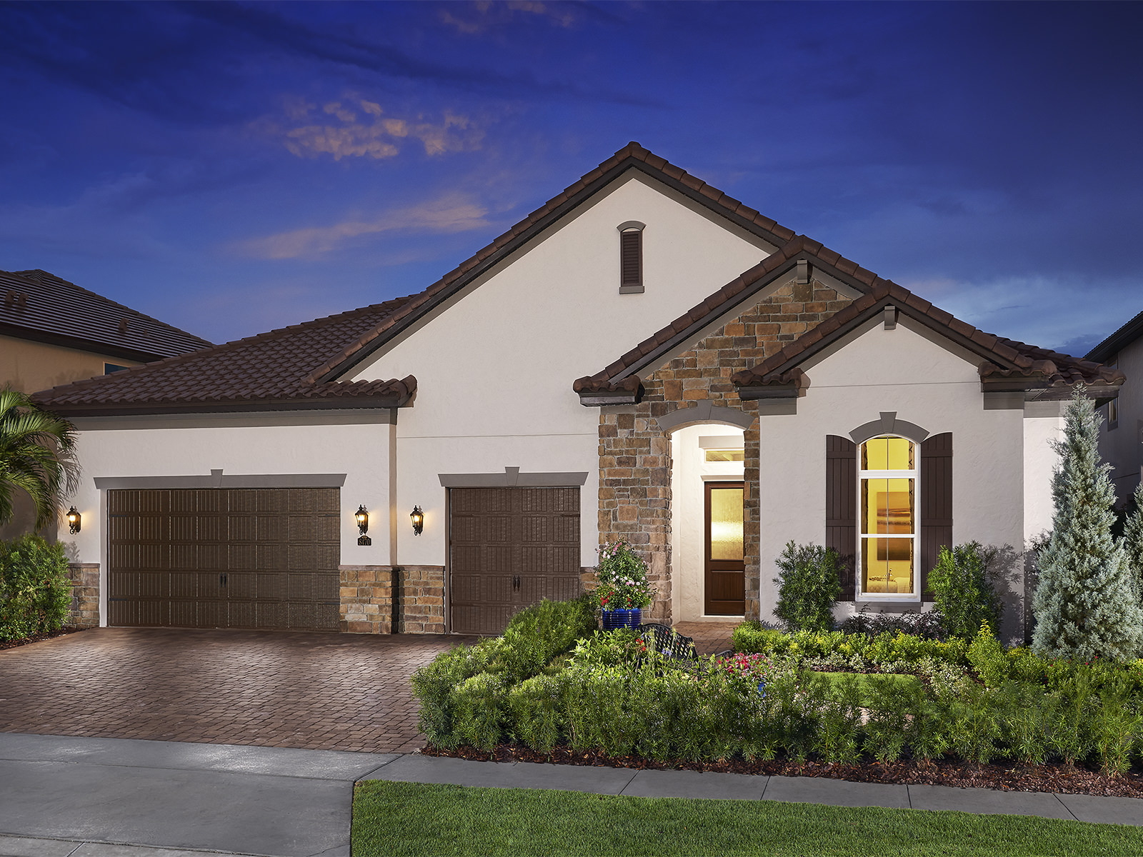 New Homes in Orlando FL – Meritage Homes
