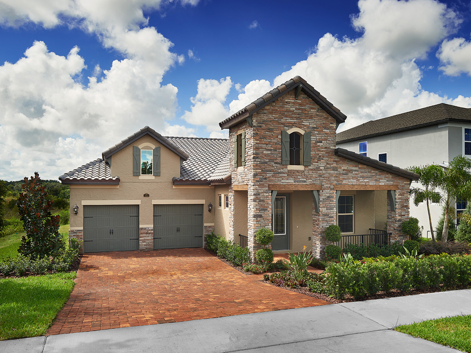 New Homes In Winter Garden Fl Meritage Homes - Winter-garden-homes