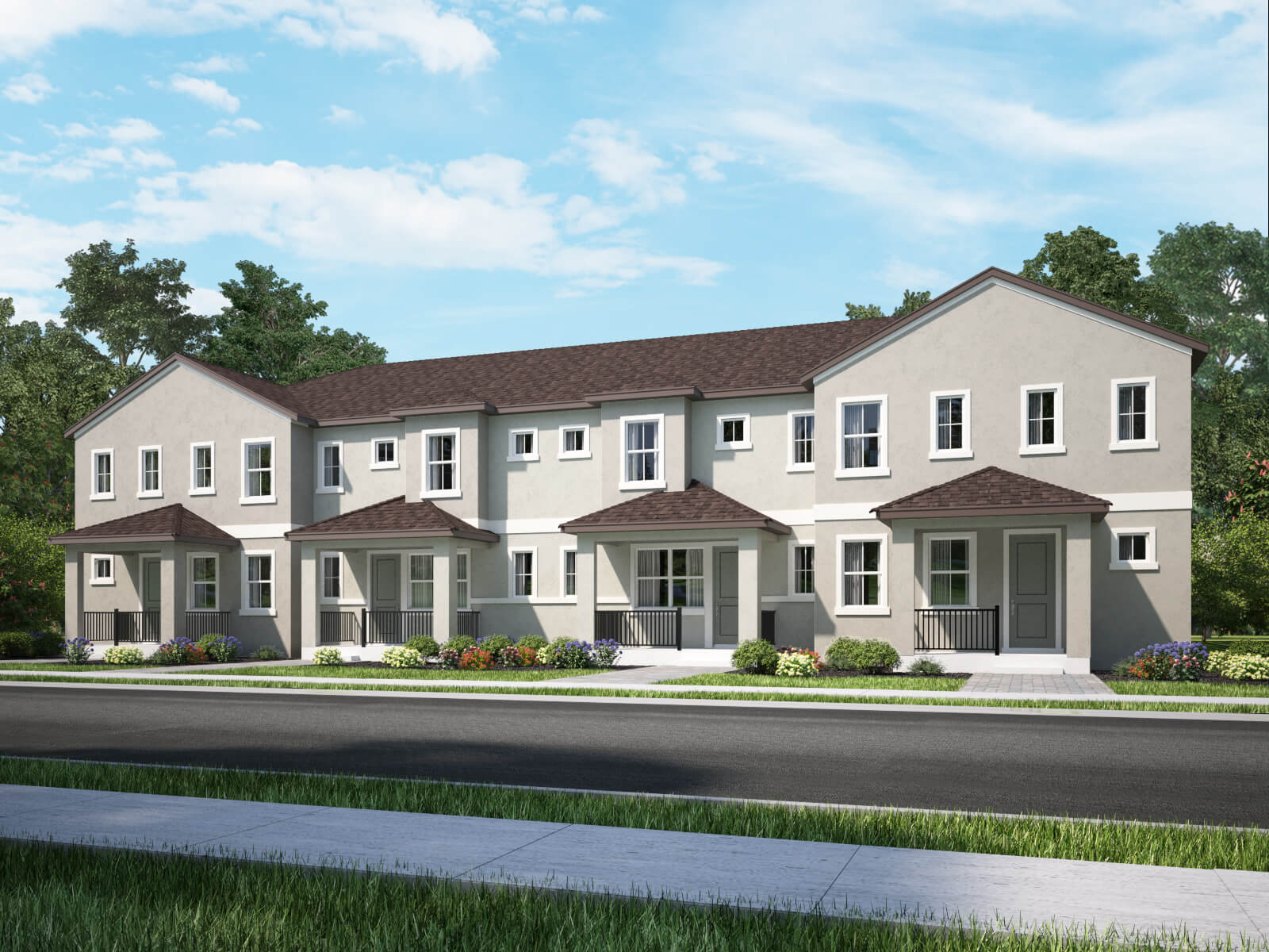Watermark Townhomes