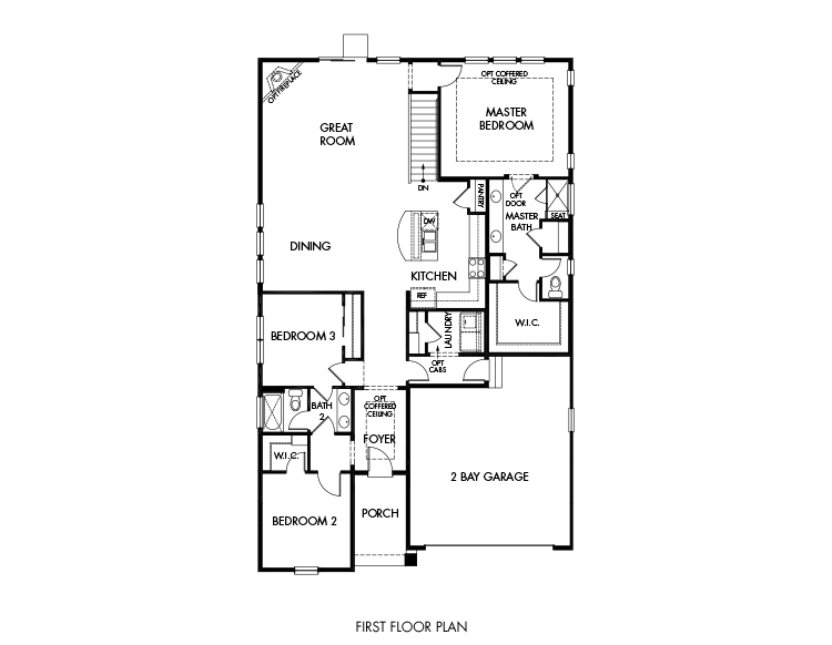 The timberline model 3br 2ba homes for sale in thornton for Timberline homes floor plans
