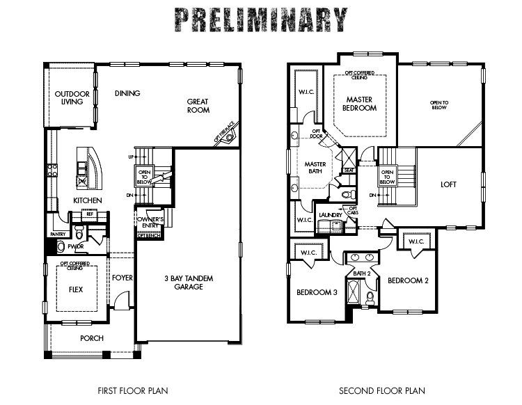 8860 s duquesne ct for Interactive home plans
