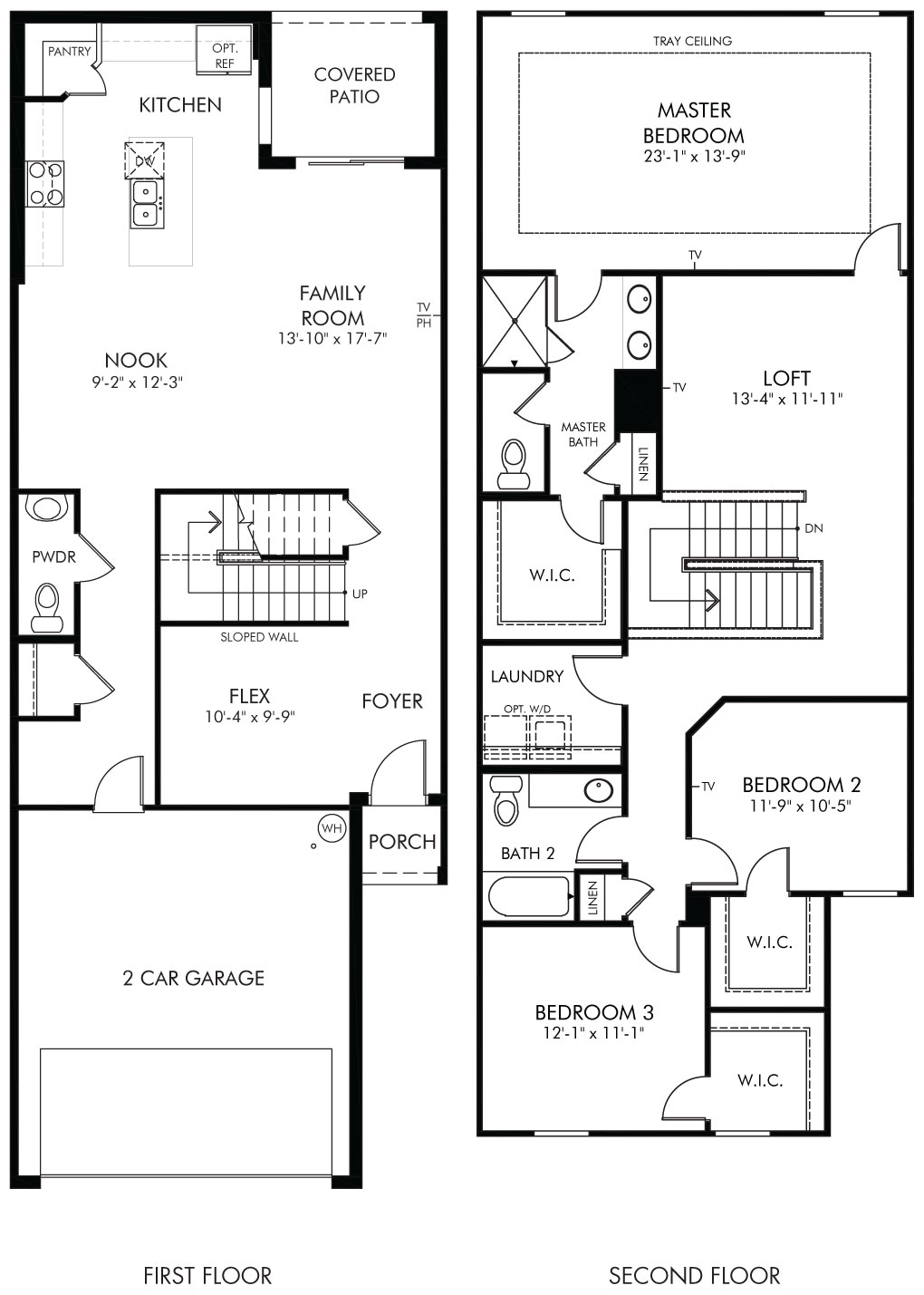 Kingsburg Floorplan
