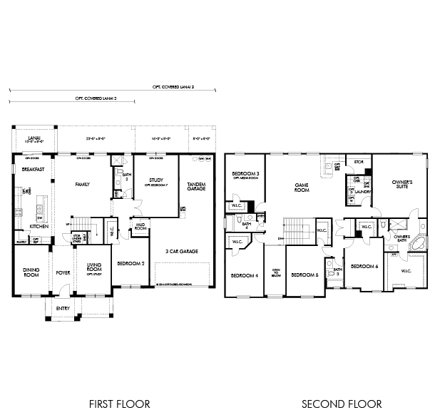 Kerville floor plan