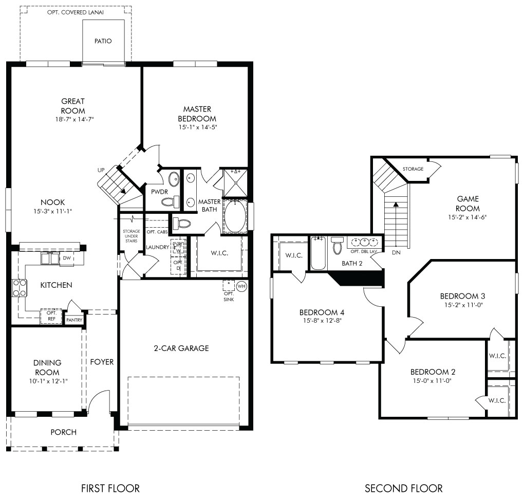 Westerly Floorplan