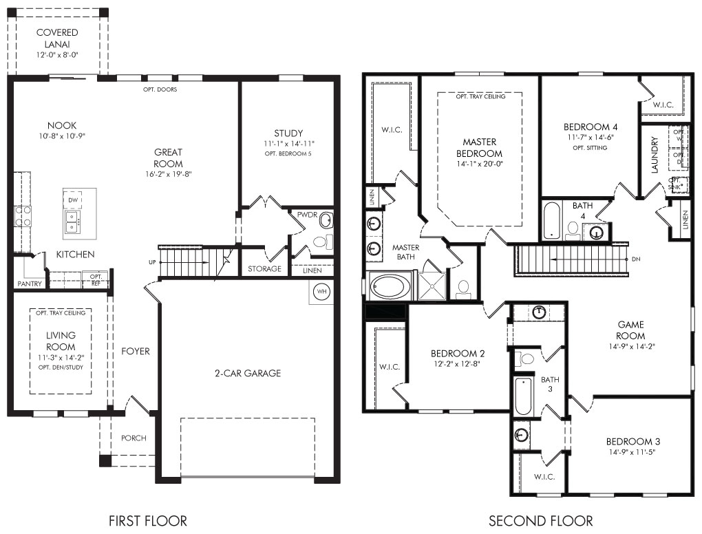 Astoria Floor Plan