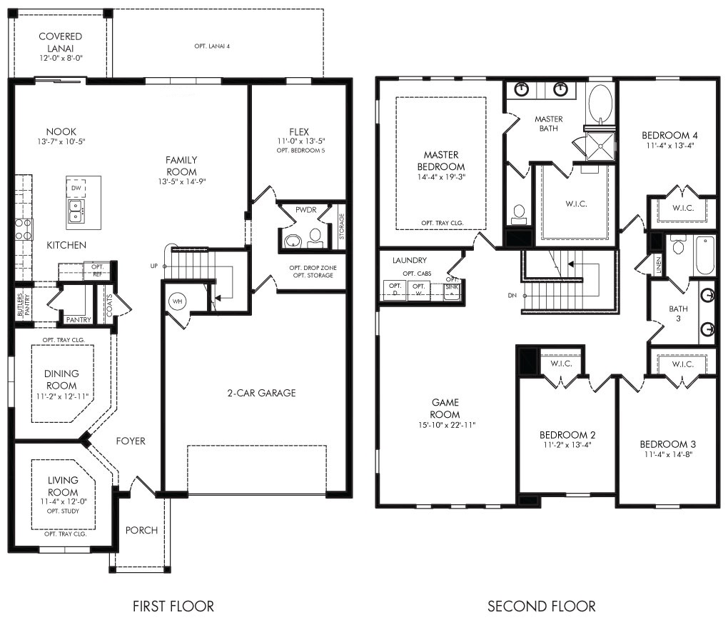 Montclair Floorplan