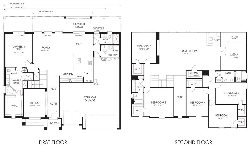 Wimberly II Floorplan