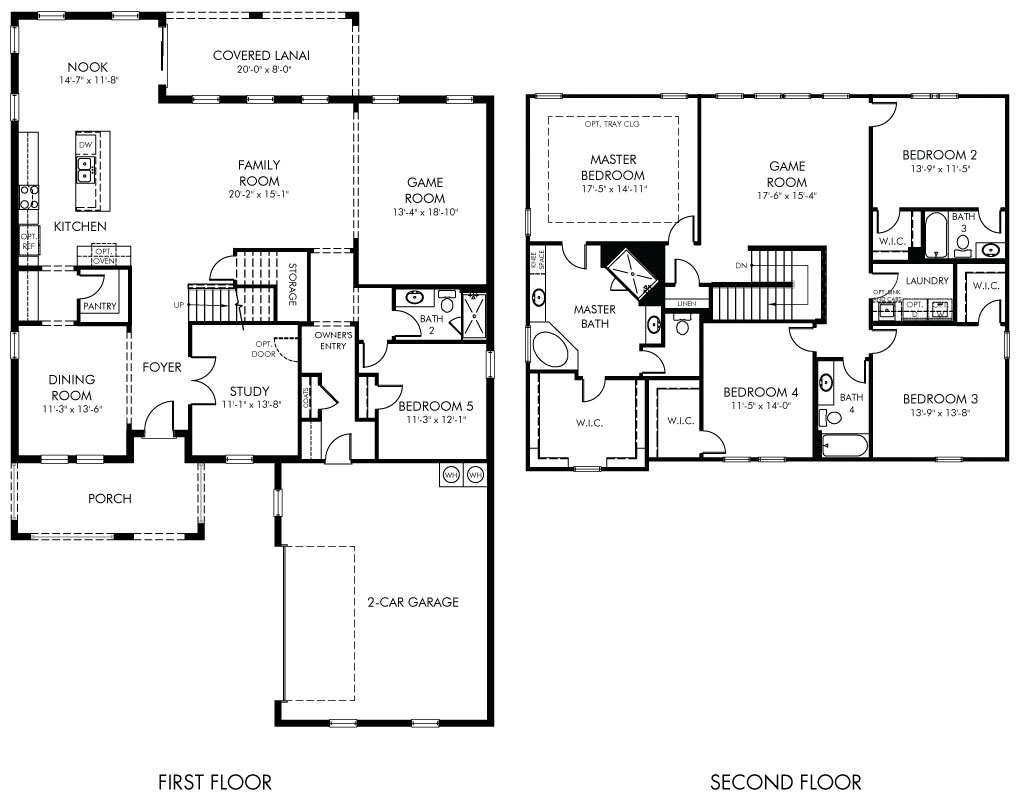 Belfort floorplan