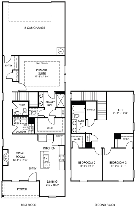 Rutledge Floorplan