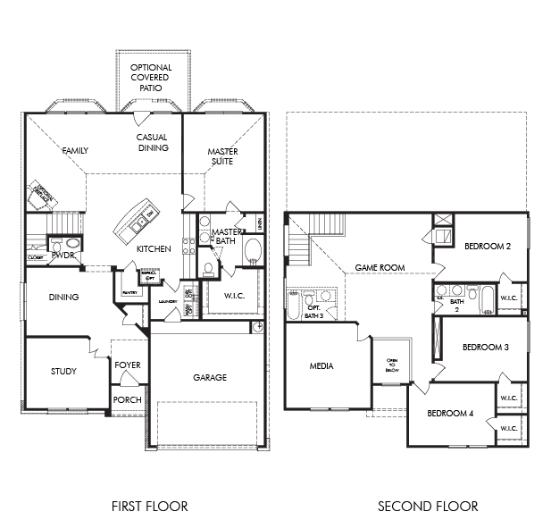 Panola Floorplan