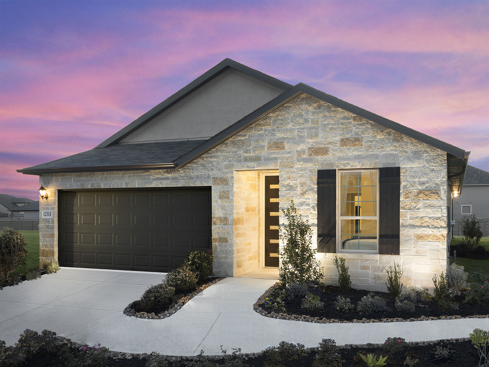 The Meadows At Steubing Farm By Meritage Homes New Homes For Sale