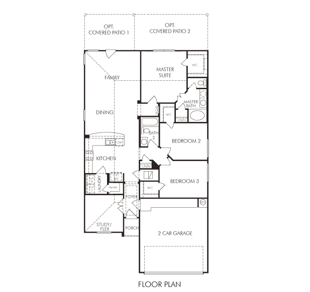 Meritage Apartments: 3BR 2BA Homes For Sale In San