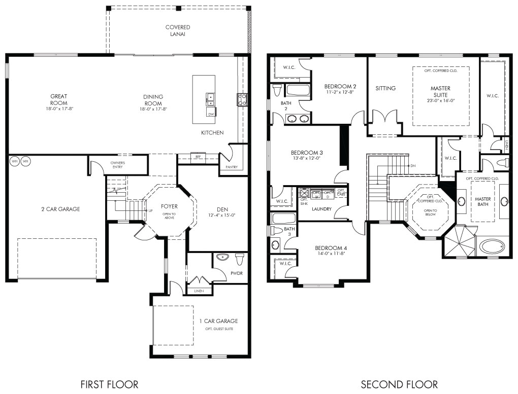 Aruba Floorplan