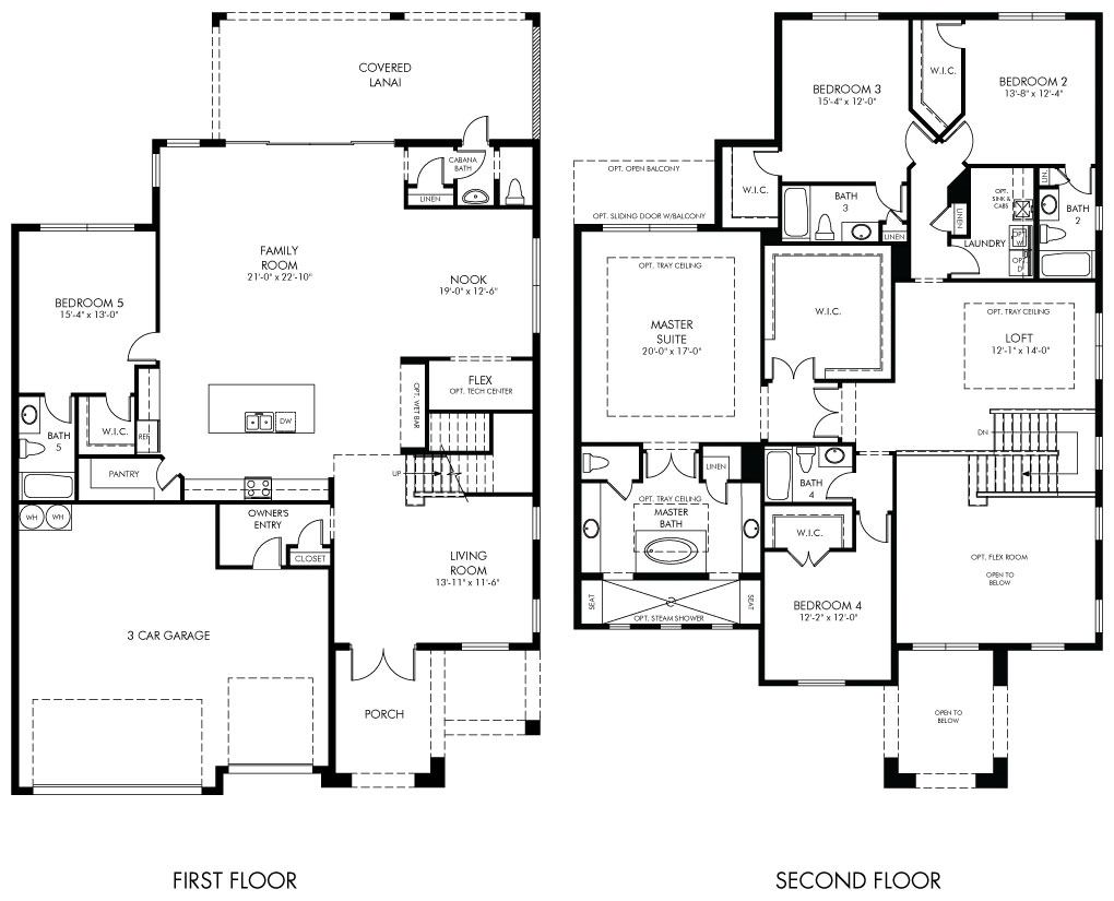 Bimini Floorplan