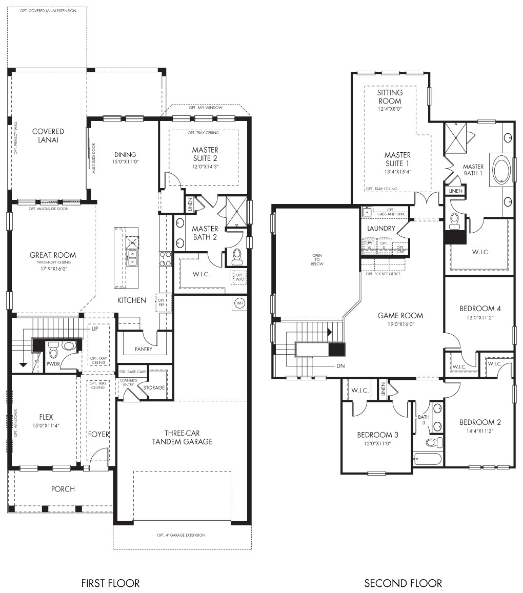 Royal floorplan